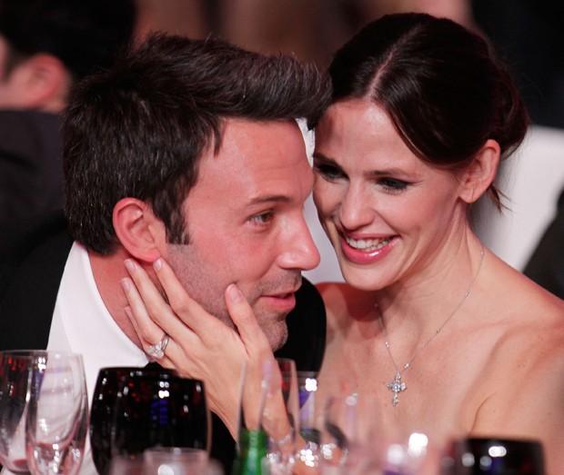 Ben Affleck e Jennifer Garner (Foto: Getty Images)