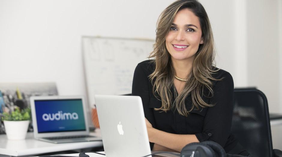 Paula Pedroza, fundadora da Audima (Foto: Divulgação)