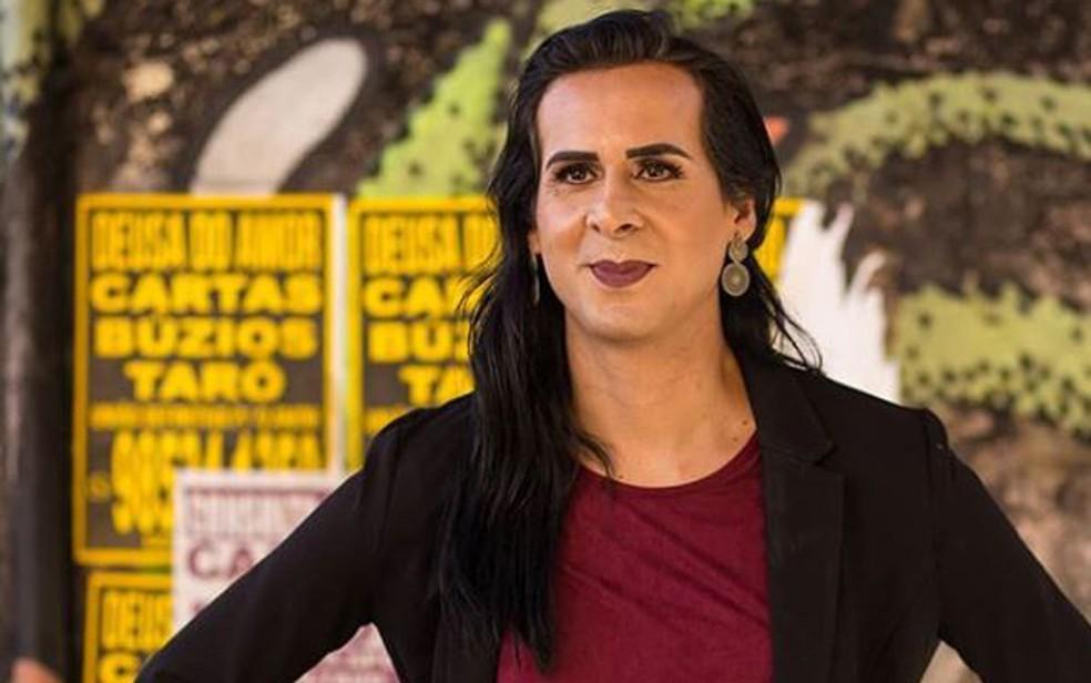 Primeira candidata trans ao Senado por MG, Duda Salabert anuncia ...