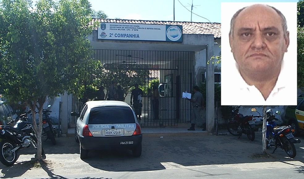 Policial foi assassinado quando caminhava no entorno do 6º Batalhão da PM (Foto: Divulgação)