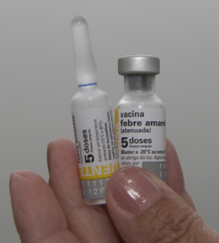Vacina contra a febre amarela estará disponível em 16 unidades de saúde de Itaquaquecetuba