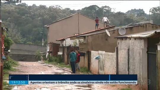 Mais de 18 mil pessoas foram atingidas pela chuva em 24 cidades do Paraná, diz Defesa Civil