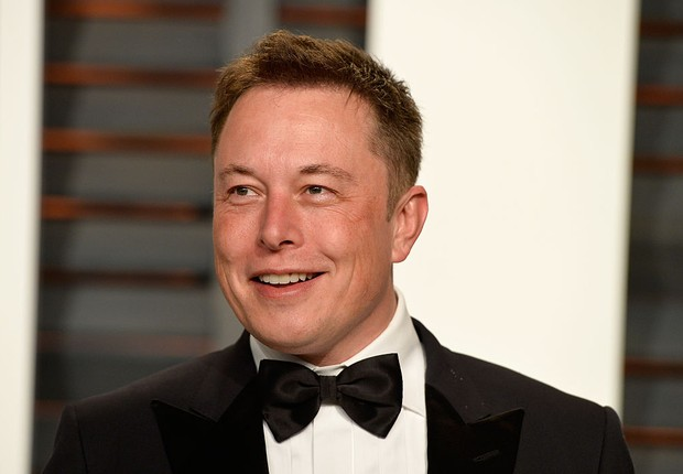 Elon Musk, CEO da Tesla e da SpaceX (Foto: Pascal Le Segretain/Getty Images)