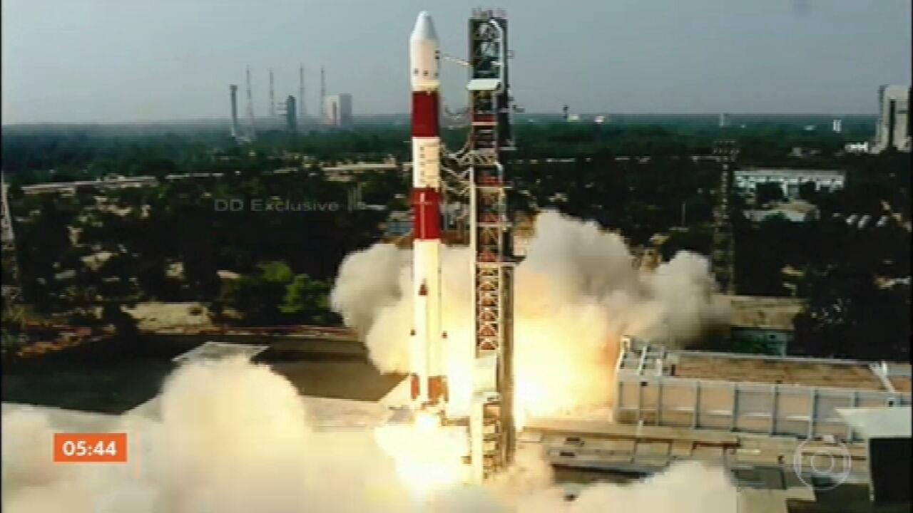 Primeiro satélite 100% brasileiro já está no Espaço