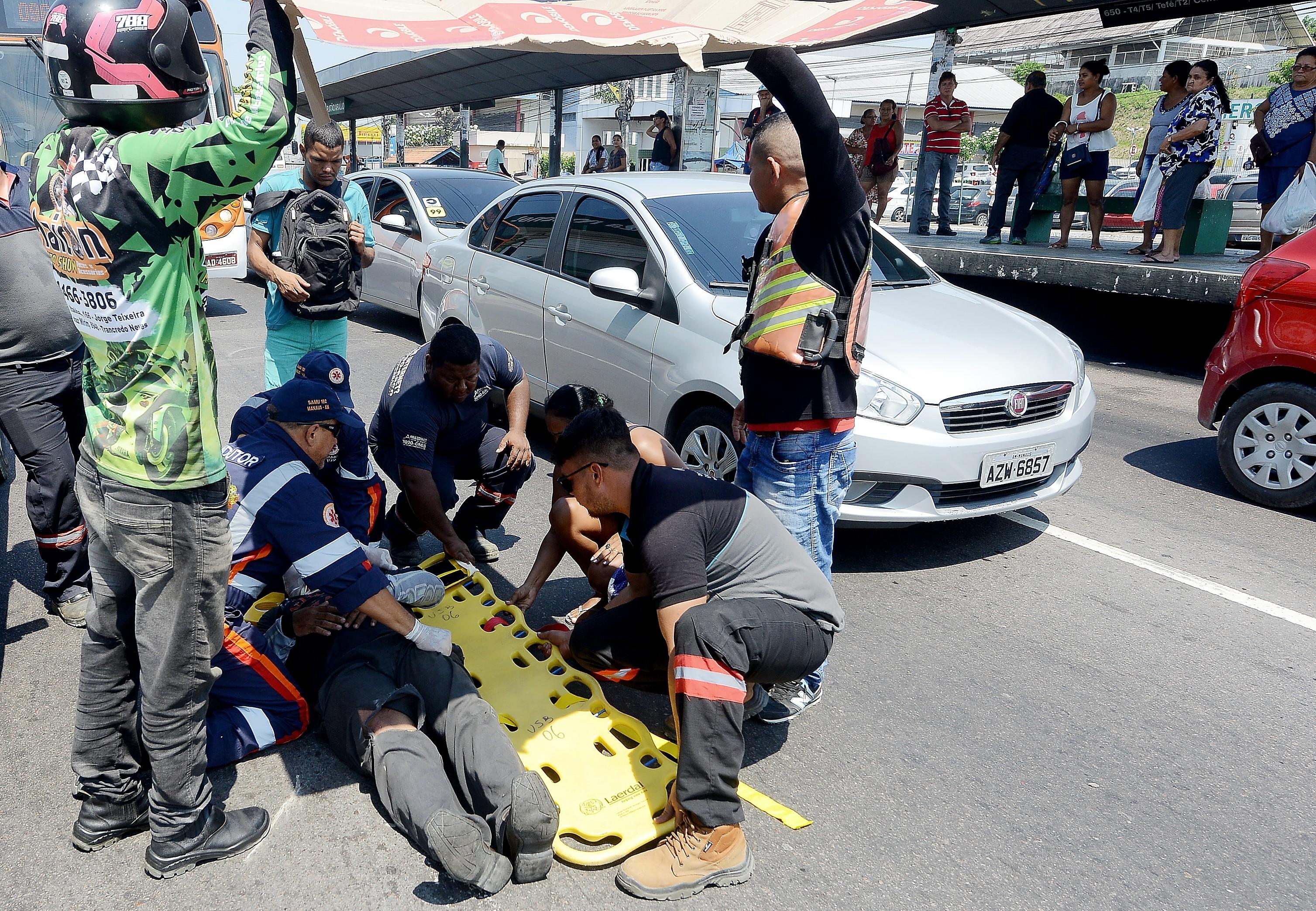 Mortes no trânsito tem redução de 47,83% em Manaus, diz Detran-AM - Notícias - Plantão Diário