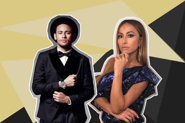 Sabrina e Neymar são presenças confirmadas no amfAR 2018 (Foto: divulgação)