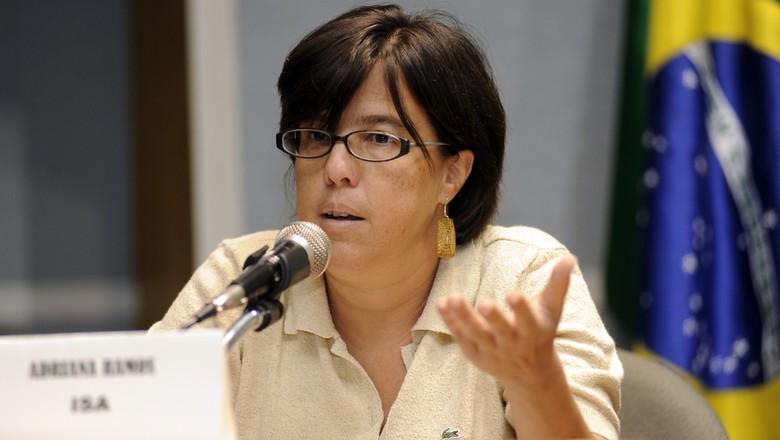 adriana-ramos-isa (Foto: Cláudio Tavares/ISA)