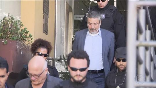 STF decide nesta quinta-feira se solta ou mantém Palocci preso