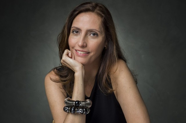 Claudia Souto (Foto: Mauricio Fidalgo/ TV Globo)
