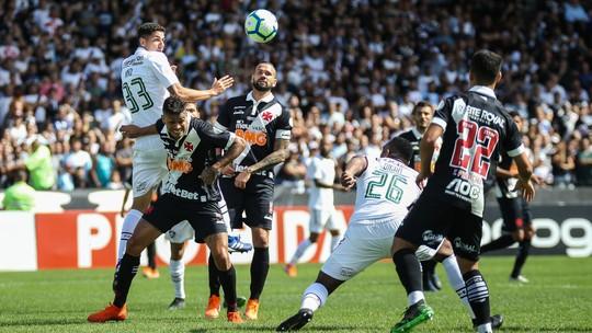 Durante intervalo, Agenor revelou que atuou em Vasco x Fluminense com filho internado em UTI