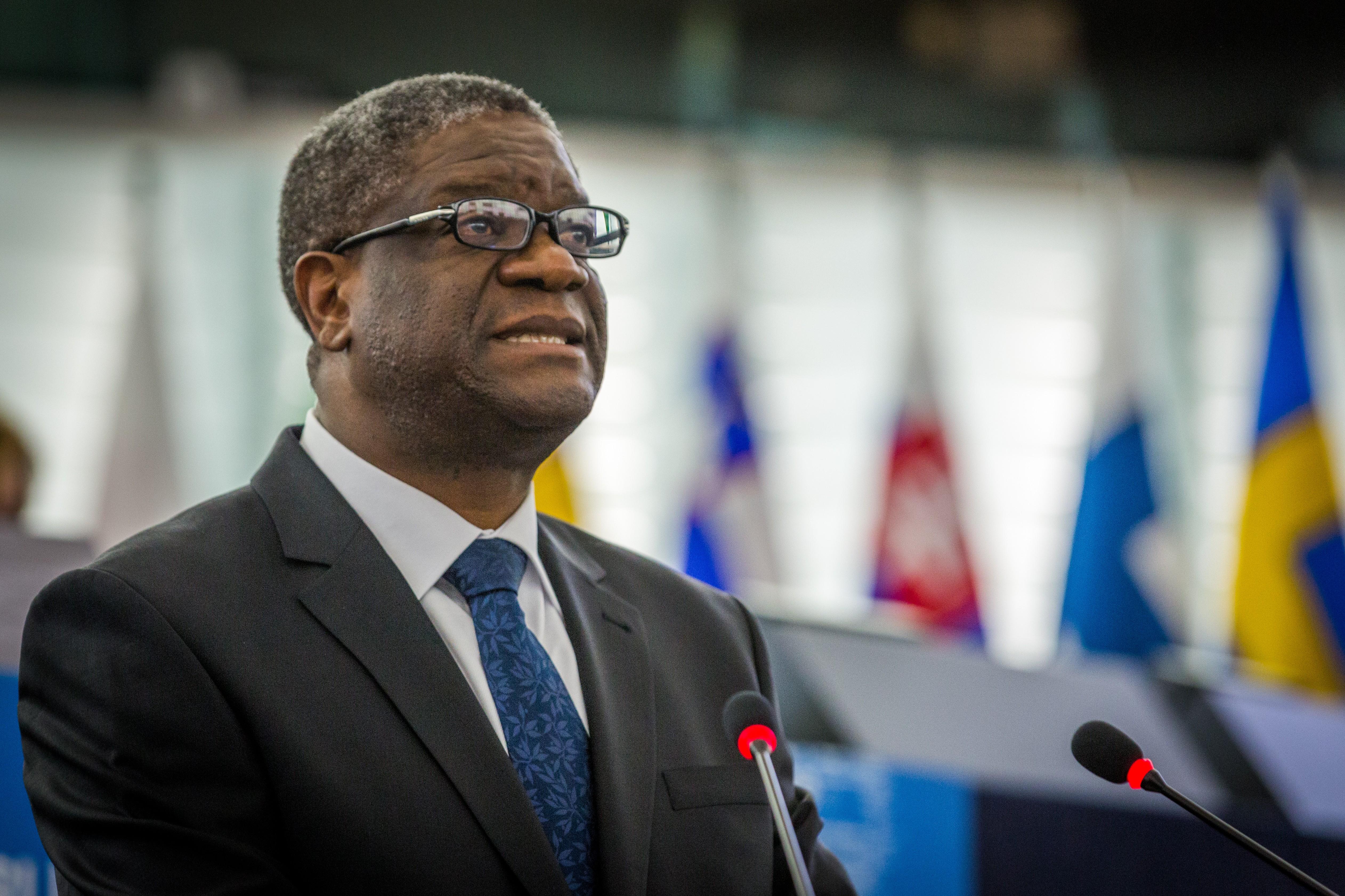 Denis Mukwege (Foto: Wikicommons)