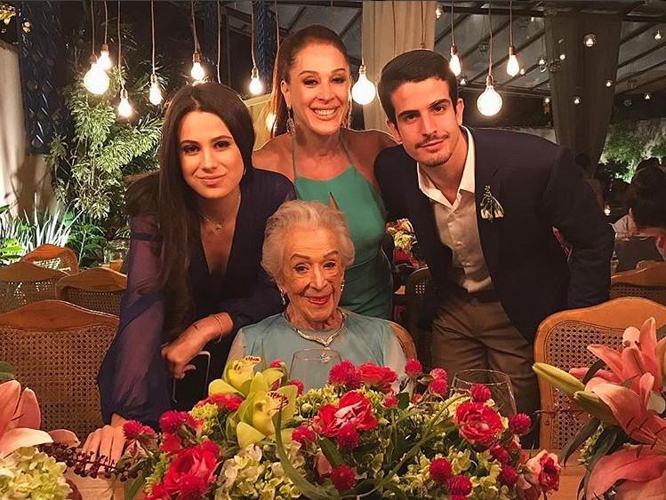 Família Raia (Foto: Reprodução Instagram)