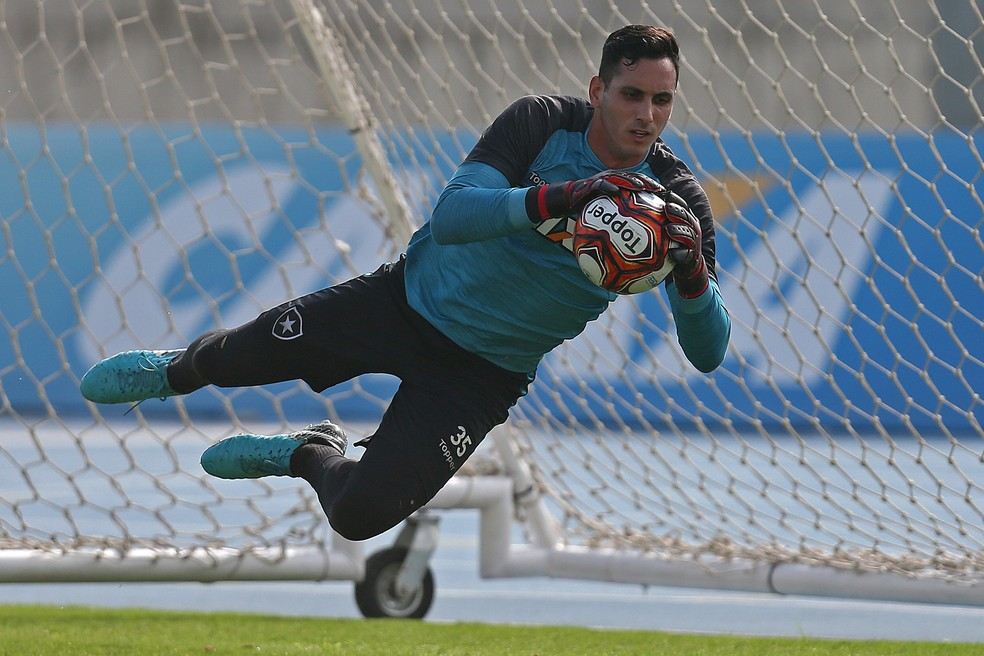 Gatito retorna ao time titular e fará sua estreia em 2018 (Foto: Vitor Silva/SSPress/Botafogo)