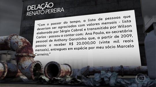 Marqueteiro de Cabral diz que pagou mesada em esquema apelidado de 'movimento social'