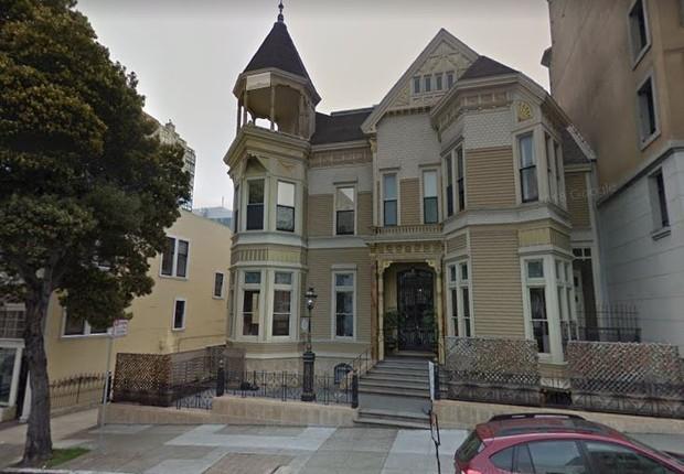 A propriedade histórica Payne Mansion se tornará um hotel de luxo e um restaurante francês (Foto: Google Maps)