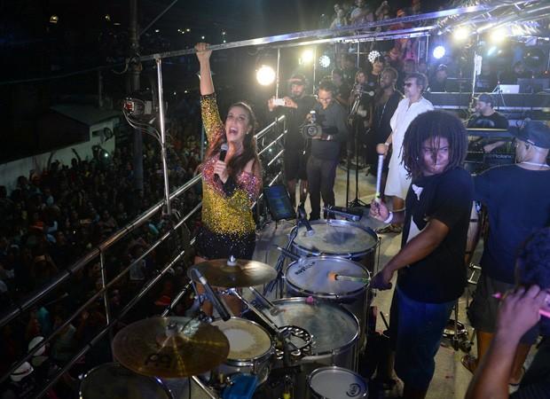 Ivete Sangalo (Foto: André Muzell/Brazil News)
