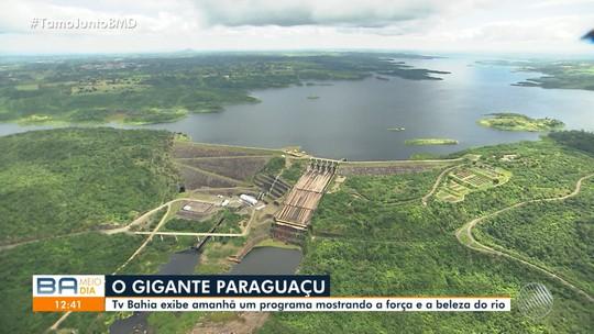 TV Bahia exibe especial sobre o rio Paraguaçu no sábado