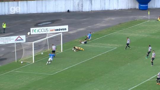 No ritmo do título capixaba, Vitória-ES supera o Sobradinho em estreia na Série D do Brasileiro