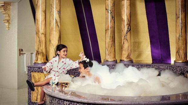 hotel em dubai oferece  u0026quot pacote ostenta u00e7 u00e3o u0026quot  para crian u00e7as
