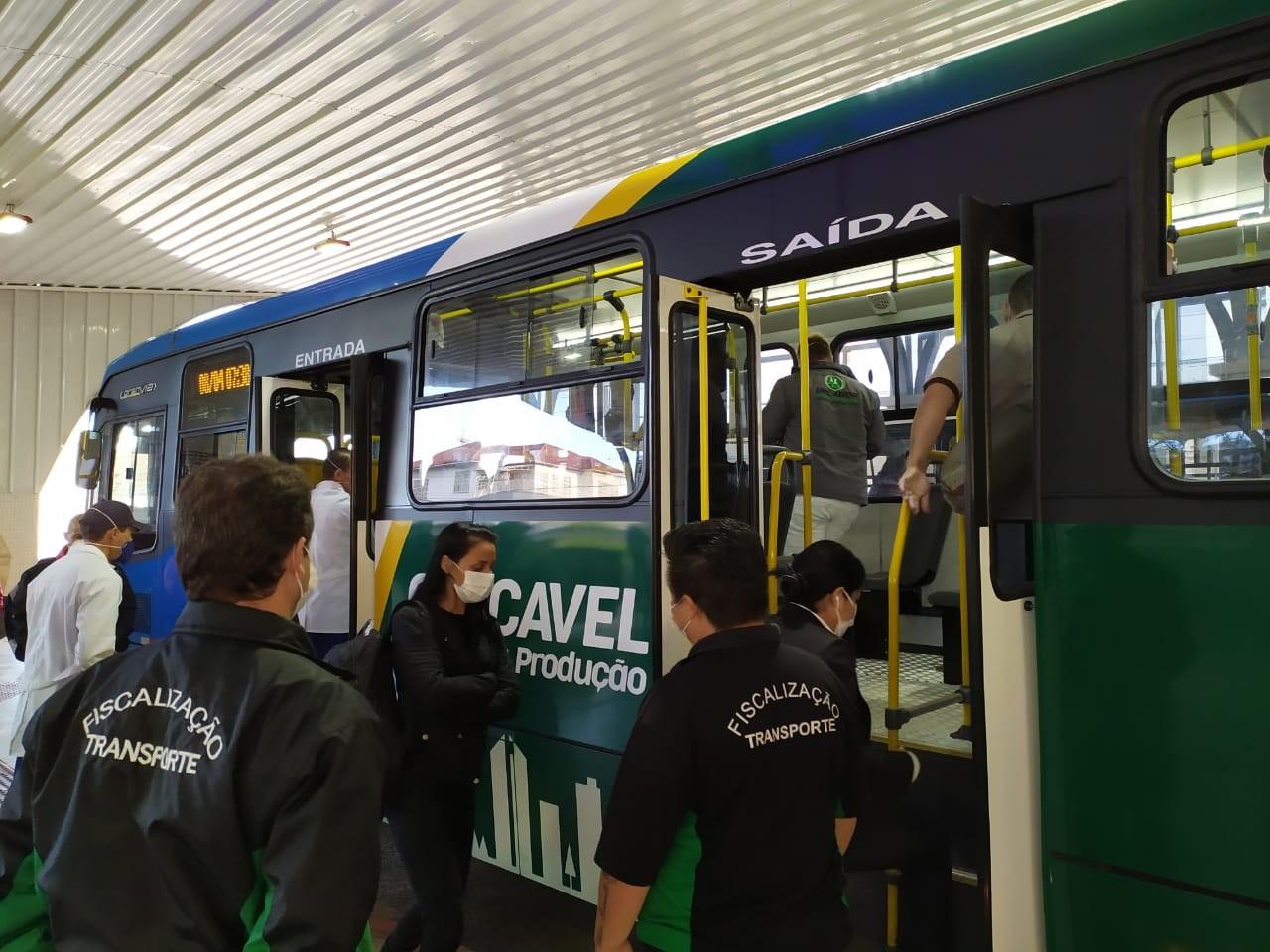 Transporte público de Cascavel tem mudanças em horários de linhas a partir desta segunda-feira (1º)