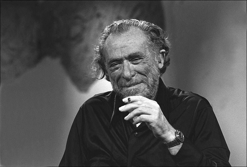 Manuscrito e cartas inéditas de Charles Bukowski estão à venda