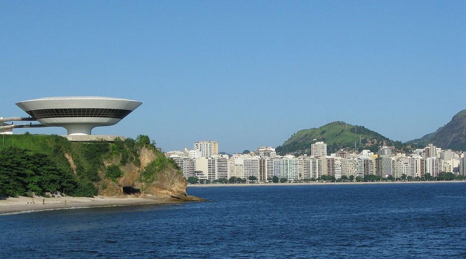 Niterói: condomínios com medo da violência (Foto: Wikicommons)
