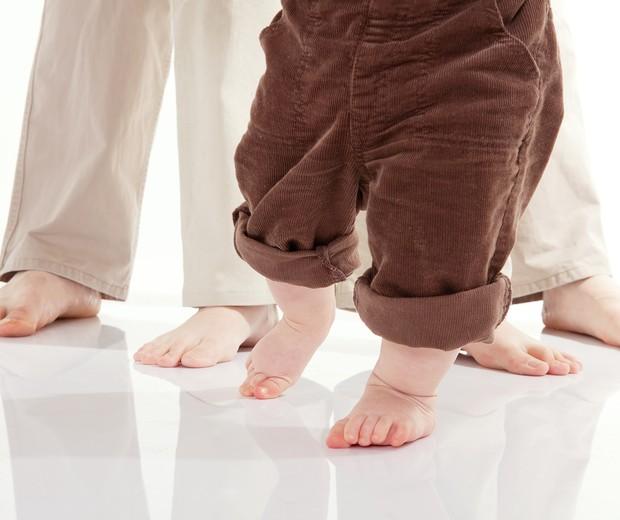 pés família andar dançar  (Foto: Thinkstock)