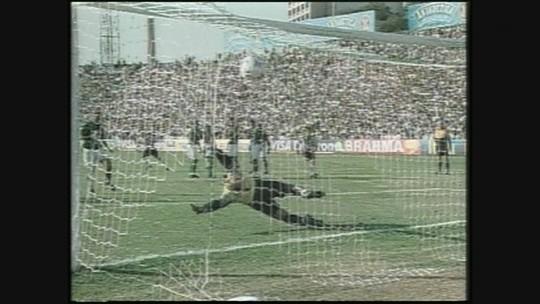 Você se lembra? Galo e Mancini estragaram festa do Palmeiras, em 2002