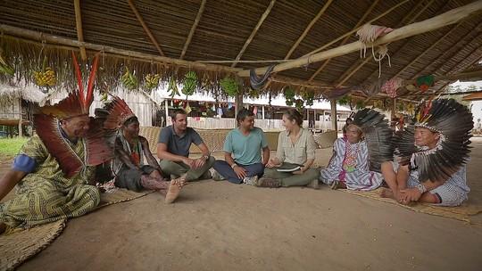 Sobre as Asas faz uma escala no Acre para conhecer os Huni Kuim