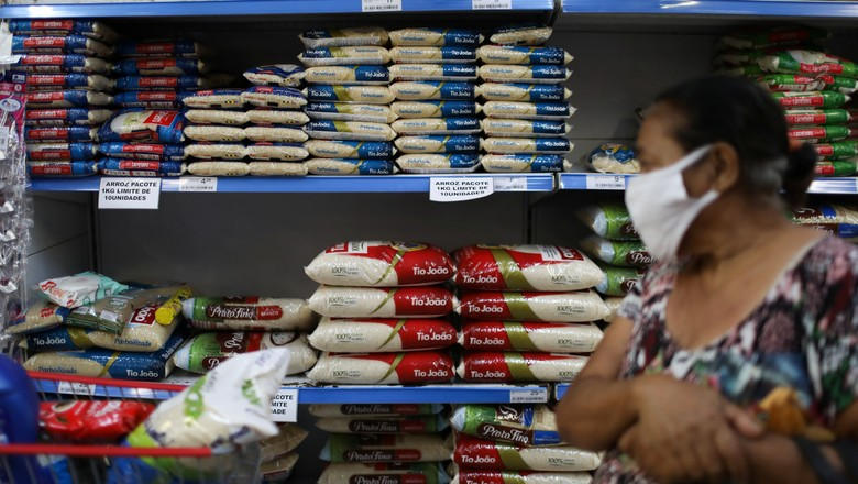 alimentos-inflacao-ipca (Foto: Pilar Olivares/Reuters)