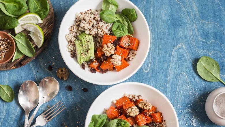 Comida alimentação saudável (Foto: Getty Images)