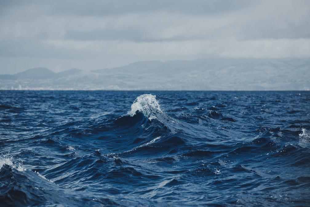 O aquecimento dos oceanos é um indicador muito importante da mudança climática — Foto: Unplash