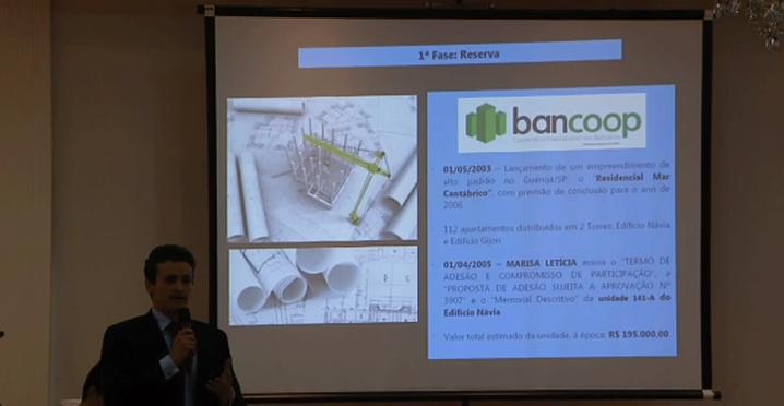 O procurador Roberson Pozzobon fala sobre o caso do apartamento do Guarujá.