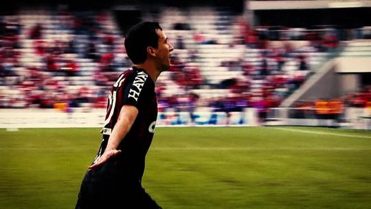 Reforço do São Paulo para ataque, Pablo dependeu dos jogos em casa para brilhar nos três últimos anos
