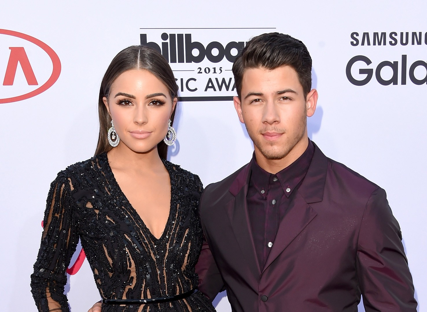 Olivia Culpo e Nick Jonas (Foto: Getty Images)