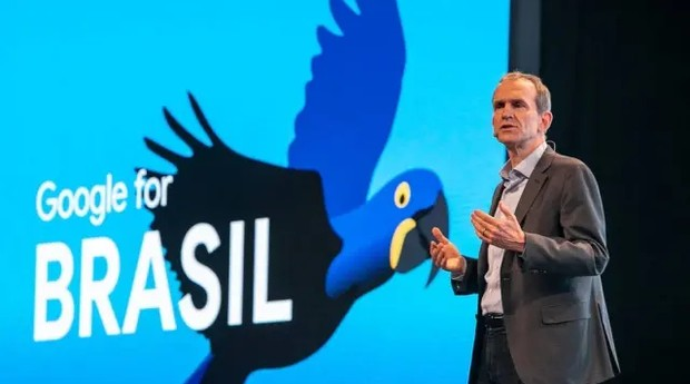 Kent Walker participa de evento do Google em São Paulo (Foto: Divulgação/Google)