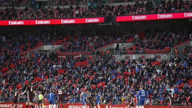 Estádio recebeu 21 mil pessoas neste sábado