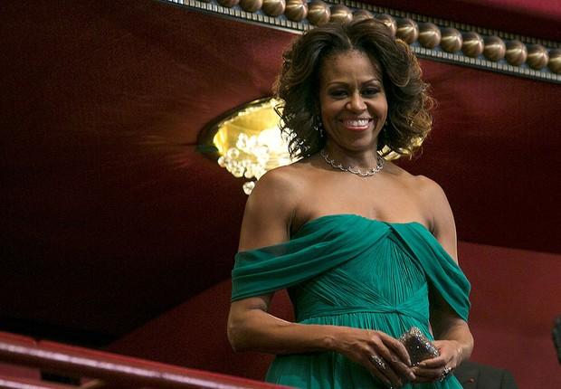 Michelle Obama, primeira-dama dos EUA (Foto: Pool/Getty Images)