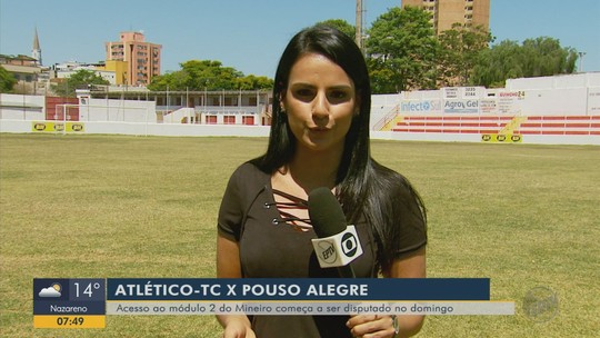 Jogo entre Atlético TC e Pouso Alegre vai ter segurança reforçada em Três Corações