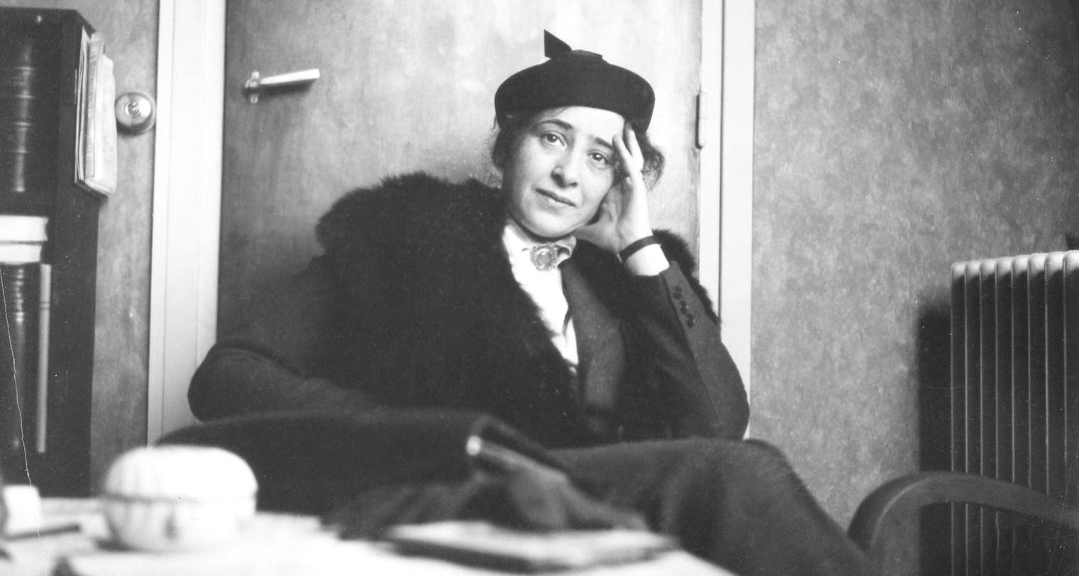 Hannah Arendt |