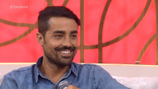 Ricardo Pereira entrega plano de ter mais um filho daqui a dois anos