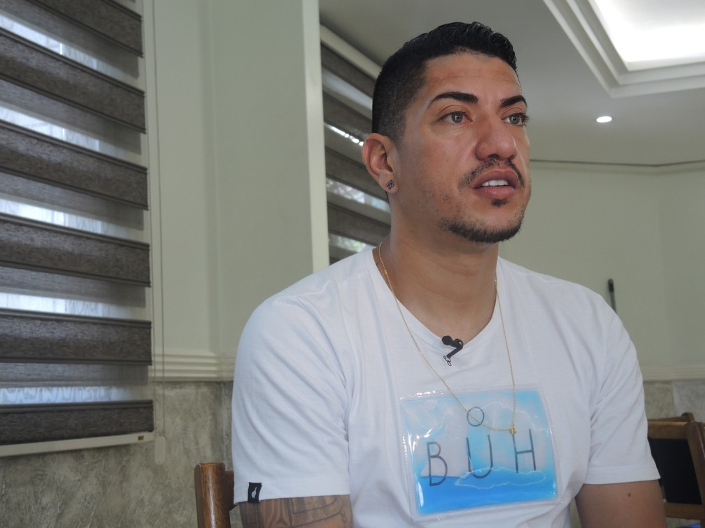 Ralf, ex-volante do Corinthians — Foto: Marcelo Braga