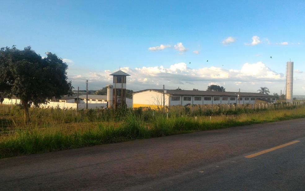 Presos fizeram três rebeliões em cinco dias no complexo prisional (Foto: Vanessa Martins/G1)