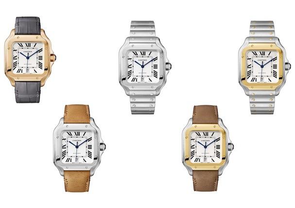 c6f198d3b9b Cartier arma instalação interativa para celebrar relógio Santos no ...