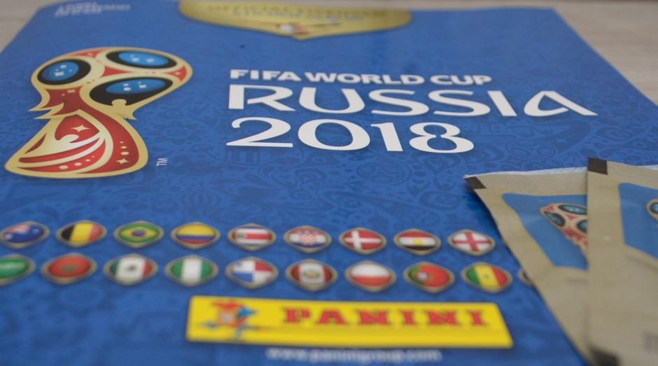 Usuários do Mercado Livre vendem album da Copa da Rússia 2018 completos (Foto: Divulgação)