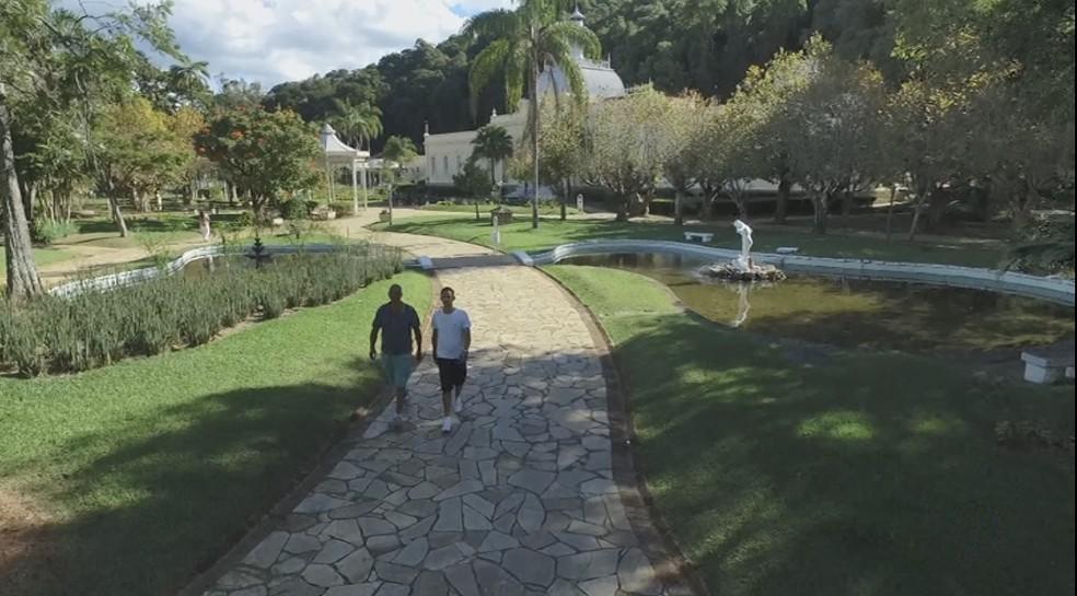 Cidades turísticas do Sul de MG farão parte de projeto de incentivo do governo do estado — Foto: Reprodução/EPTV