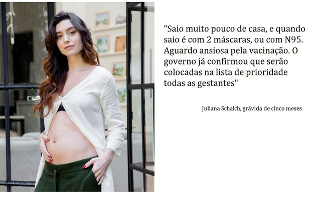 Juliana Schalch, que fará 'Um lugar ao sol', está grávida de cinco meses. Ela é mulher do ator Henrique Guimarães (Foto: Reprodução)