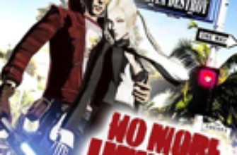 No More Heroes: Heroes Paradise