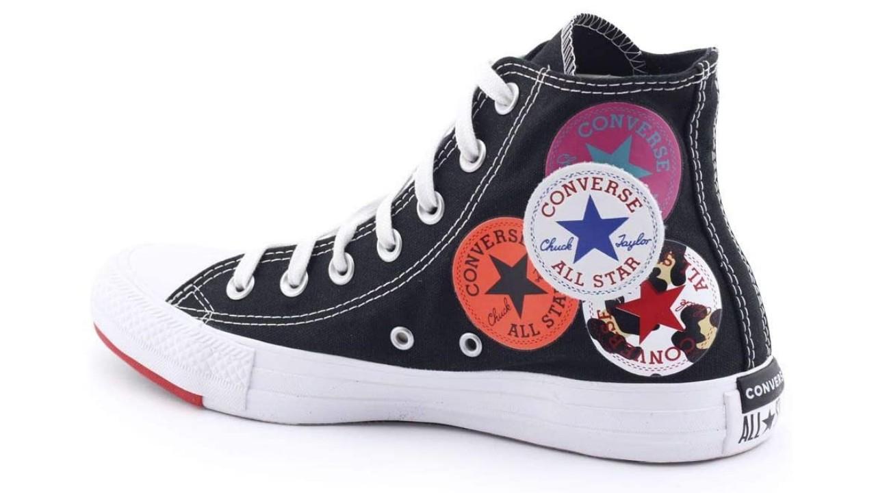 Converse All Star: o tênis básico que é um clássico (Foto: Reprodução/Amazon)