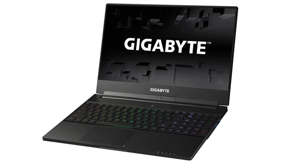 Gigabyte AERO 15 X tem placa de vídeo Nvidia GTX 1070 (Foto: Divulgação/Gigabyte)